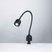 Electrix 6202 Halogen Task Light, Clamp-On, 120V, 20W