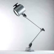"Electrix 7750 Halogen Machine Lamp W/Integrated Transformer, 32"" Reach, 120V, 55W"