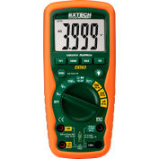Extech EX503 Heavy Duty Industrial MultiMeter, Orange/Green
