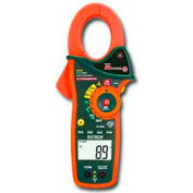 Extech EX830 True RMS AC/DC Current Clamp Meter W/Infrared Thermometer 1000 Amp