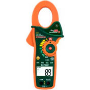 Extech EX840-NISTL True RMS Clamp Meter/DMM & Type K Infrared IR Thermometer, NIST Certified