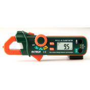 Extech MA150-NIST True RMS AC/DC Clamp Meter & NCV, Green/Orange NIST Certified