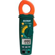 Extech MA200-NIST Clamp Meter, Green/Orange NIST Certified