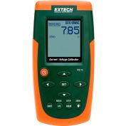 Extech PRC15-NIST Current & Voltage Calibrator/Meter, Green NIST Certified