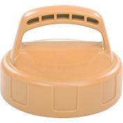 Oil Safe Storage Lid, Tan/Beige, 100100