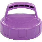 Oil Safe Storage Lid, Purple, 100107