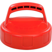 Oil Safe Storage Lid, Red, 100108