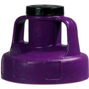 Oil Safe Utility Lid, Purple, 100207