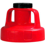 Oil Safe Utility Lid, Red, 100208