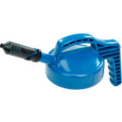 Oil Safe Mini Spout Lid, Blue, 100402