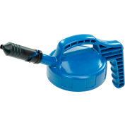 Oil Safe Mini Spout Lid, Blue, 100402