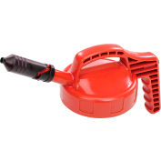Oil Safe Mini Spout Lid, Orange, 100406