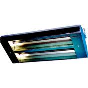 TPI 30° 2-Lamp Symmetrical Infrared Heater 22230TH277V - 3200W 277V Brown