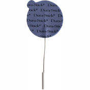"Dura-Stick® Plus Electrodes, 2"" Round, 40/Case"