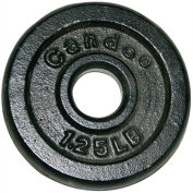 Iron Disc Weight Plate, 1.25 lb.
