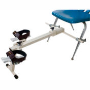 CanDo® Deluxe Chair Cycle Pedal Exerciser with Adjustable Pedals