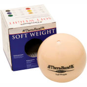 Thera-Band™ Soft Weights™ Ball, Tan, 0.5 kg/1.1 lb.