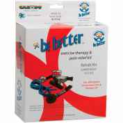CanDo® Be Better® Lower Body Rehab Kit