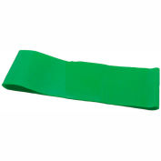 "CanDo® Exercise Band Loop, 10"" Long, Green"
