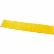 "CanDo® Exercise Band Loop, 15"" Long, Yellow"