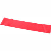 """CanDo® Exercise Band Loop, 15"""" Long, Red"""