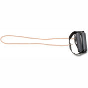 """CanDo® Exercise Tubing with Handles, Tan, 36"""""""