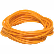 Sup-R Tubing™ Latex Free Exercise Tubing, Tan, 25' Roll/Bag