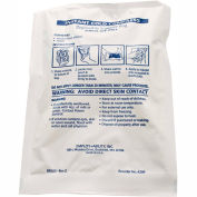 """Relief Pak® Instant Cold Compress, Standard 6"""" x 9"""", Case of 12"""