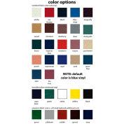 "Economy Manual Upholstered Tilt Table, 78""L x 28""W x 32""H"