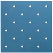 """Orfit® Orfilight® Atomic Blue NS Splinting Material, 18"""" x 24"""" x 1/8"""", Mini Perforated"""