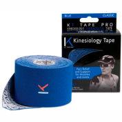 "KT® Kinesiology Tape, Uncut, 2"" x 16 ft., Blue, Set of 4 Rolls"