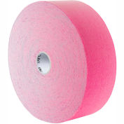 "3B® Kinesiology Tape, 2"" x 103 ft., Pink, Latex-Free, Bulk Roll"