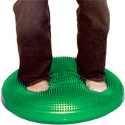 "CanDo® Inflatable Vestibular Seating/Standing Disc, 60 cm (24""), Green"