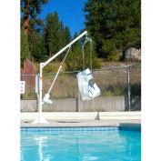 Aqua Creek Power EZ 2 Pool Lift, No Anchor, 400 lbs. Capacity