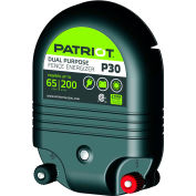 Patriot P30 DUAL Purpose Fence Energizer 805153 - 3.0 Joule
