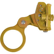 """FallTech® 7479 Hinged, Self-Tracking Rope Grab, For 5/8"""" Rope, with Secondary Safety Latch"""