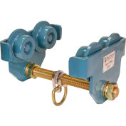 """FallTech® 7711 Heavy Duty Beam Trolley, Fits Beam Flanges 3""""- 8"""" Wide and Up to 1.25"""" Thick"""