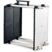 "Fancort Karry-All Model 79 Adjustable Conductive Medium PCB Rack, 15""W x 11""D x 15-1/4""H"