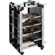 "Fancort Karry-All Model 80 Adjustable Conductive Medium, Large PCB Rack, 26""W x 12-1/2""D x 18-3/4""H"