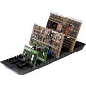 Fancort Universal Rack-All Model Ra-18, Conductive, 30 Shallow Slots, Stackable - Pkg Qty 10