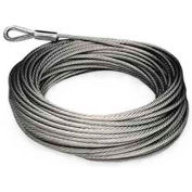 Zip-A-Duct™ Galvanized Plastic Coated Cable - 328 Foot Roll