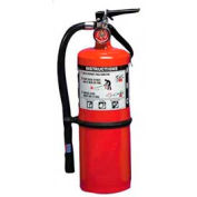 Dry Chemical Fire Extinguisher 2.5 Lb. W/Wall bracket