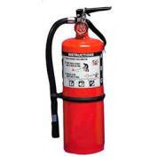 Dry Chemical Fire Extinguisher 5 Lb. W/Wall bracket