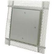 The Williams Brothers PL 500 14X14 Steel Plaster Access Door, Cam Latch