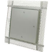 The Williams Brothers PL 500 8X8 Steel Plaster Access Door, Cam Latch