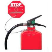 Anti Theft Extinguisher Cabinet, Alarm