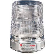 Federal Signal 131DST-120C Strobe double, 120VAC, Clean