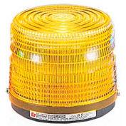 Federal Signal 141ST-012A Strobe light, 12VDC Amber