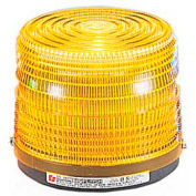 Federal Signal 141ST-120A Strobe light, 120VAC, Amber