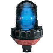 Federal Signal 191XL-120-240B Flashing light LED 120-240VAC hazardous location Blue